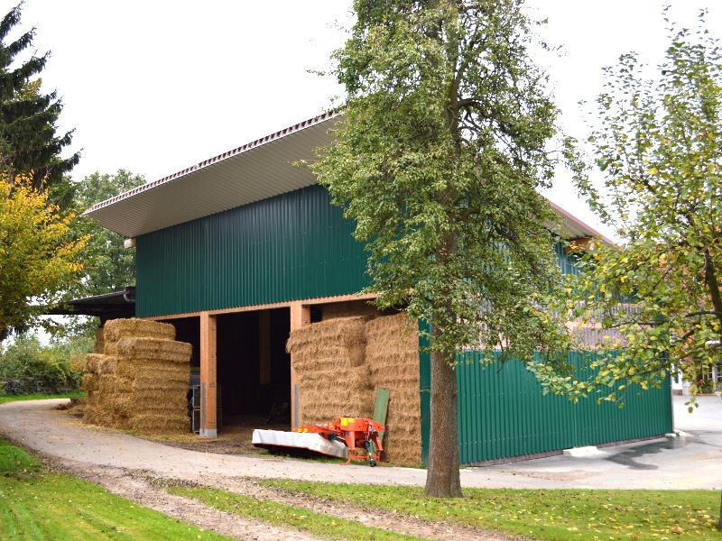 Beliebt Bevorzugt Maschinenhallen: landwirtschaftliche Hallen günstig bauen | GROHA® &RS_29