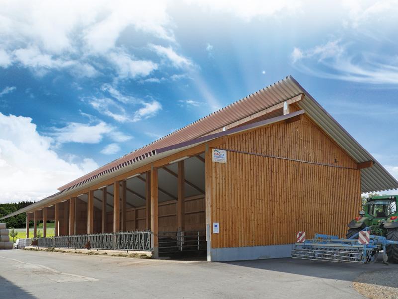 Lieblings Agrar, Groha Agrarhallen Stallungen @XI_05